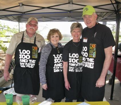 Team: Loo So & the EggDaddies