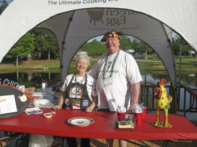 Judy & Leroy McMillin
